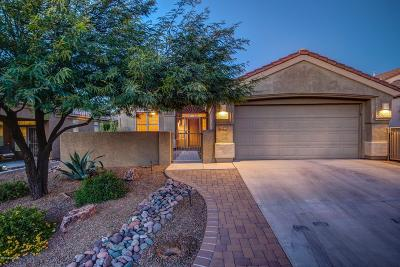 Marana Single Family Home For Sale: 13540 N Buckhorn Cholla Drive