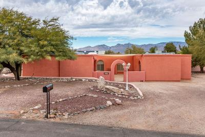 Tucson Single Family Home For Sale: 1620 S Barbados Place