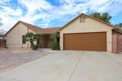 Pima County Single Family Home For Sale: 4990 W Waterbuck Drive