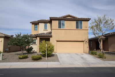 Marana Single Family Home Active Contingent: 12072 W Formosa Lane
