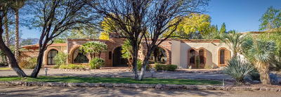 Tubac Single Family Home For Sale: 2296 Circulo De Anza