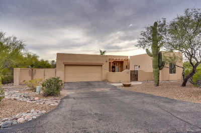 Tucson Single Family Home For Sale: 7650 N Painted Ridge Place