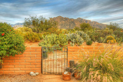 Pima County Townhouse For Sale: 8540 N Coral Ridge Loop