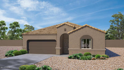 Marana Single Family Home For Sale: 8748 N Peccary Creek Trail