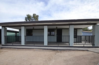 Pima County Single Family Home Active Contingent: 5216 S 9th Avenue