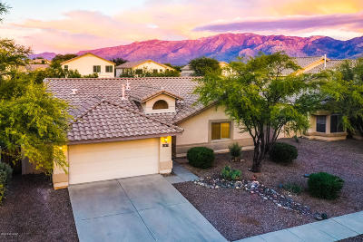 Pima County Single Family Home For Sale: 12870 N Lantern Way