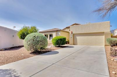 Pima County, Pinal County Single Family Home For Sale: 5291 N Spring Canyon Place