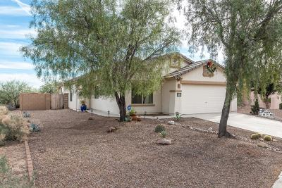 Tucson Single Family Home For Sale: 8211 W Opal Moon Court