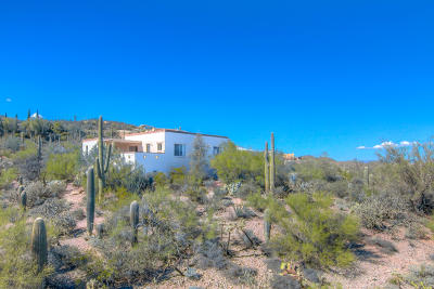 Tucson Single Family Home Active Contingent: 615 N Via Roma