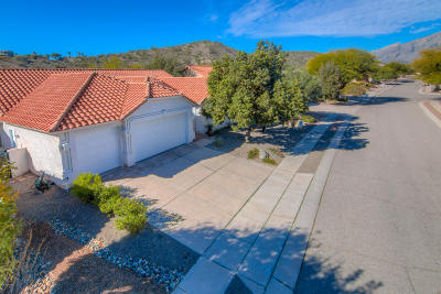 Pima County Single Family Home For Sale: 7614 E Camino Amistoso