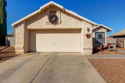 Single Family Home For Sale: 3464 W Avenida Esperanza
