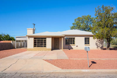 Pima County Single Family Home For Sale: 2002 S Kelvin Stravenue