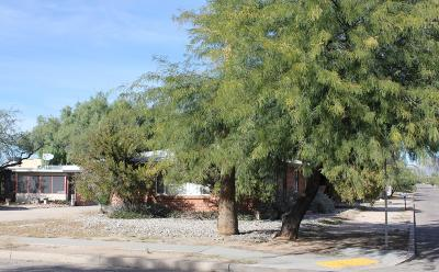 Single Family Home For Sale: 2103 N Santa Rita Avenue