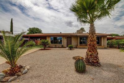 Pima County, Pinal County Single Family Home For Sale: 8280 E Winnepeg Place