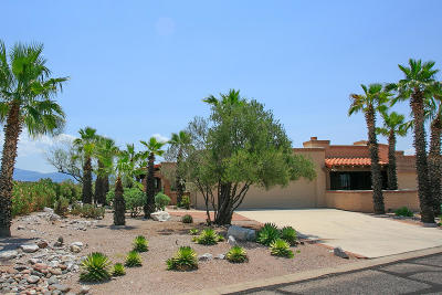 Pima County Townhouse Active Contingent: 5230 N Grey Mountain Trail