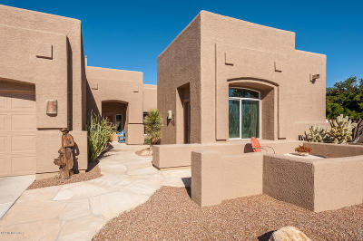 Tucson Single Family Home For Sale: 62240 E Briarwood Drive