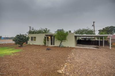 Pima County Single Family Home For Sale: 4833 N Sunrise Avenue