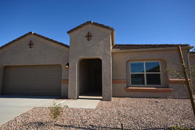 Marana Single Family Home For Sale: 8869 W Saguaro Skies Road