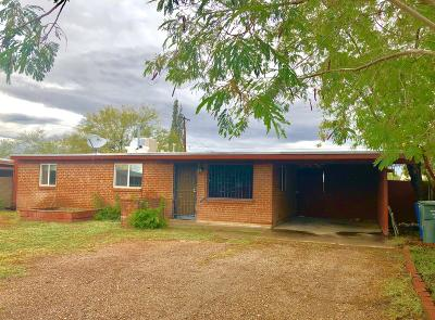 Pima County, Pinal County Single Family Home For Sale: 4631 E 25th Street