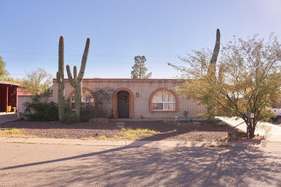 Single Family Home For Sale: 4749 W Calle Don Antonio