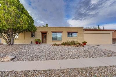 Pima County, Pinal County Single Family Home For Sale: 9531 E Irene Street