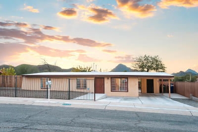Pima County, Pinal County Single Family Home For Sale: 3022 S Tower Road