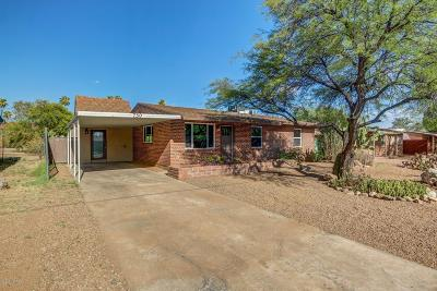 Pima County Single Family Home For Sale: 730 N Benton Avenue