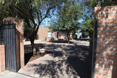 Pima County Single Family Home For Sale: 514 W President Street