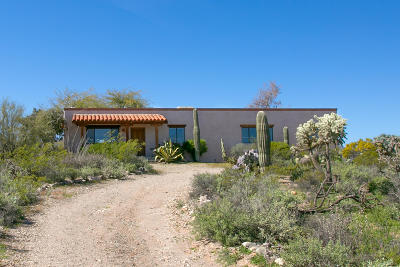 Tucson Single Family Home For Sale: 4501 W Camino Nuestro