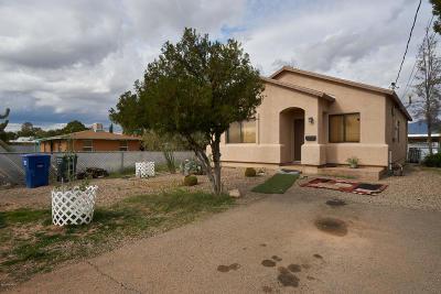 Pima County Single Family Home For Sale: 4437 E Fairmount Street