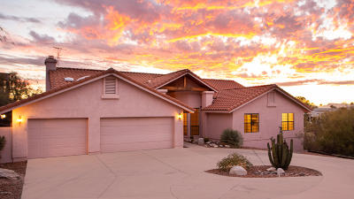 Pima County Single Family Home For Sale: 3841 N Avenida La Vallita