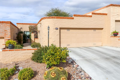 Tucson Townhouse Active Contingent: 4973 N Territory Avenue