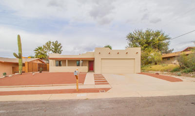Tucson Single Family Home For Sale: 4010 W Mars Street