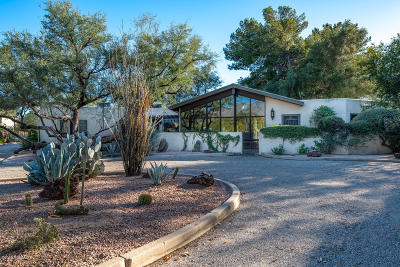 Pima County Single Family Home For Sale: 3151 N San Remo Place