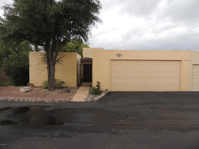 Tucson AZ Townhouse For Sale: $159,700
