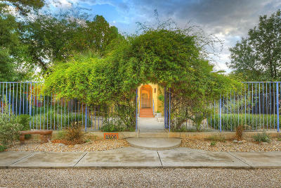 Tucson Single Family Home For Sale: 2806 E Lee Street