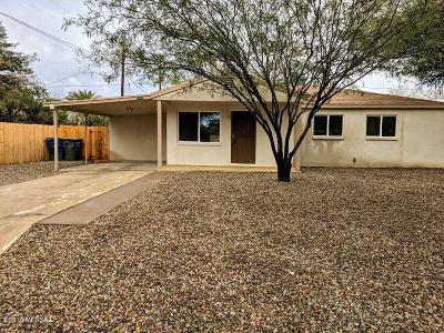 Tucson Single Family Home For Sale: 5362 E Waverly Street
