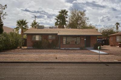 Single Family Home Active Contingent: 4442 E Burns Street