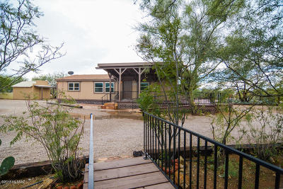 Pima County Manufactured Home For Sale: 4141 S Palant Drive