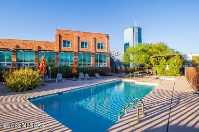 Tucson Condo For Sale: 1001 E 17th Street #204