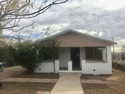 Pima County Single Family Home For Sale: 326 E 34th Street