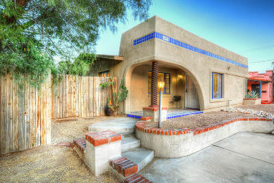 Tucson Single Family Home For Sale: 1032 N Olsen Avenue