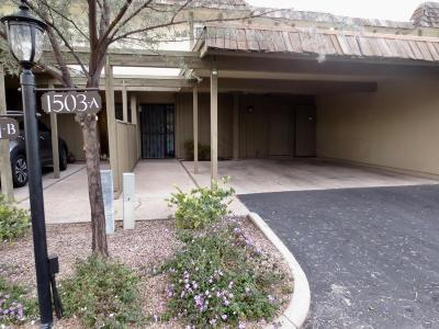 Pima County Townhouse For Sale: 1503 E Prince Road #A