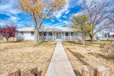Cochise County Single Family Home Active Contingent: 2475 N Fort Grant Road
