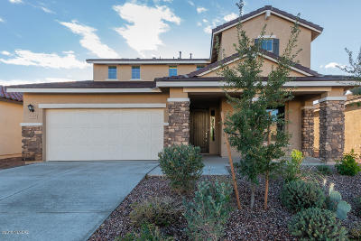 Tucson Single Family Home Active Contingent: 7317 S Via Cabana