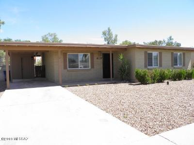 Pima County, Pinal County Single Family Home For Sale: 7331 E 38th Street
