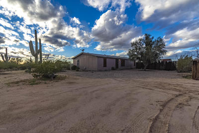Pima County, Pinal County Manufactured Home For Sale: 11670 W Orange Grove Road