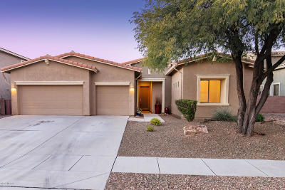 Oro Valley Single Family Home For Sale: 11715 N Peaceful Night Road