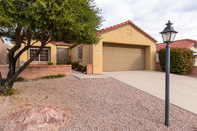 Pima County Single Family Home For Sale: 923 E Royal Oak Road
