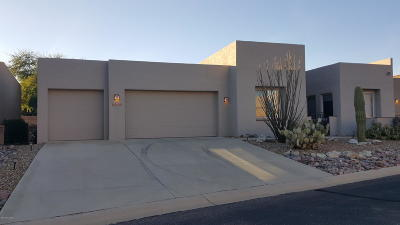 Pima County Single Family Home For Sale: 13837 N Topflite Drive